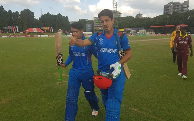 SUPER SIX - Windies lose to Afghanistan