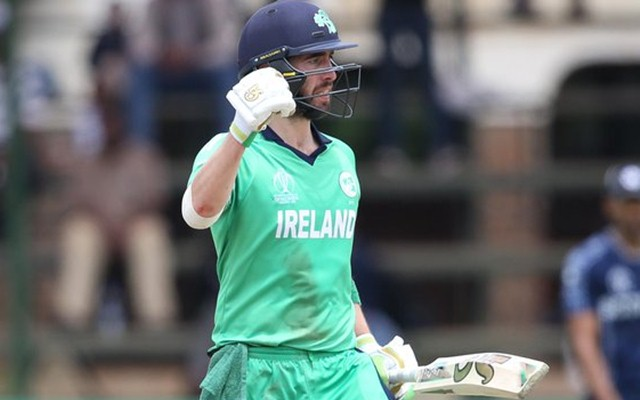 Balbirnie keeps Ireland in the hunt
