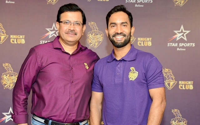 Knight Riders to bank on Karthik's new-found mojo