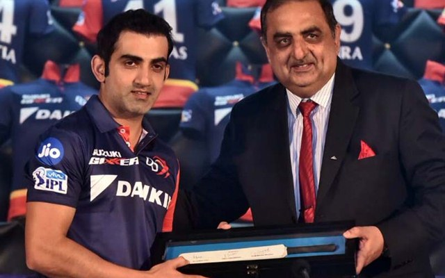 Gautam Gambhir excited to be back as the captain of Delhi Daredevils