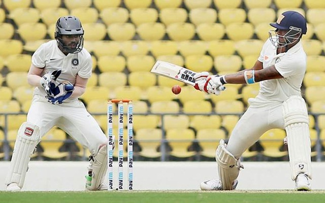 Vidarbha Beat Rest Of India To Clinch Their Maiden Irani Trophy