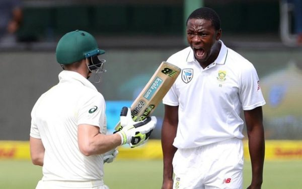 SA vs AUS: Michael Vaughan unhappy with Kagiso Rabada ban ...