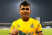 Kamran Akmal of the Peshawar Zalmi