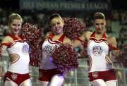 Kings XI Punjab cheerleaders
