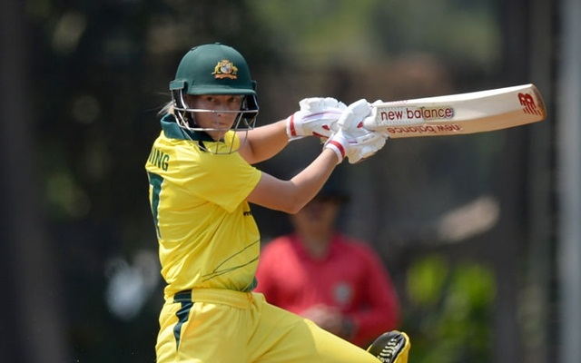 Meg Lanning sits on top ahead of top modern-day male cricketers