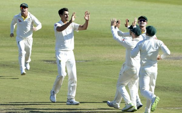 Image result for Australia Beat South Africa in 1st test