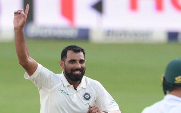 Anti corruption unit to investigate the charges levelled on Mohammed Shami