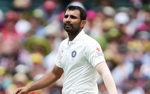 Pakistani woman says she met Mohammad Shami as a fan