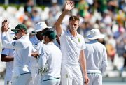 Morne Morkel of South Africa