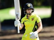 Nicole Bolton against India Women