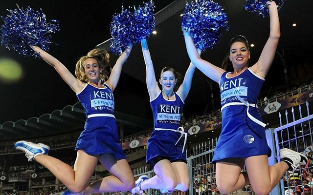 Rajasthan Royals cheerleaders