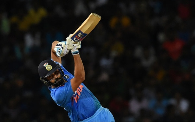 Last ball six steals T20 series win for India