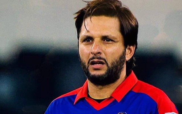 PSL 2018: Shahid Afridi Uncertain For Qualifier Against