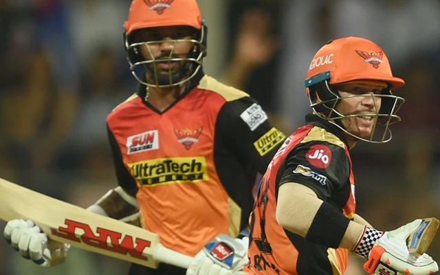 Top 5 aggregate partnerships in IPL history