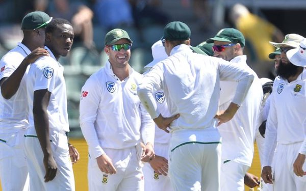 South Africa 110-2 vs. Australia, Rabada faces possible ban