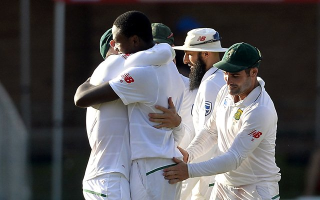 Rabada in danger of missing series after ICC charge