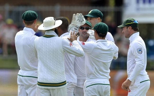 Rabada restores South African ascendancy in 2nd Test