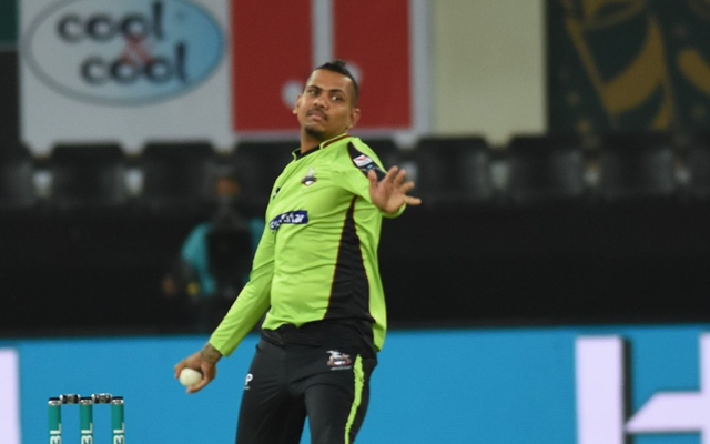 Qalandars' Narine reported for suspected illegal bowling action