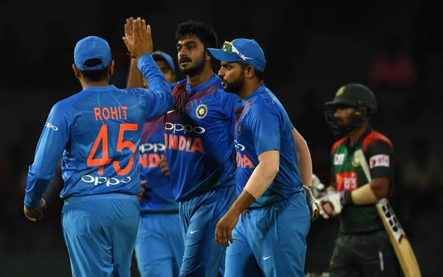 Indian Cricketers And Their Salaries 2018 Crictracker