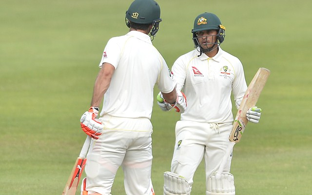 Smith, du Plessis meet to put focus back on cricket