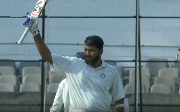 Irani Cup: Wasim Jaffer goes past 18000-run mark in first-class cricket