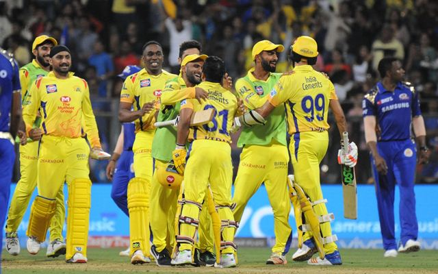 CSK won their opener against MI. (IANS)