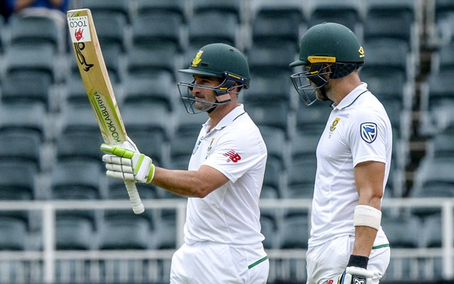 Proteas bat at Wanderers as Hamza earns debut