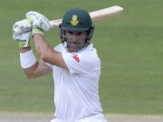 Dean Elgar of the Proteas