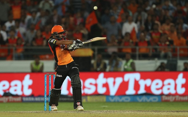 IPL 2018: SunRisers Hyderabad Win A Thriller Against Mumbai Indians