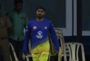 Harbhajan Singh of Chennai Super Kings