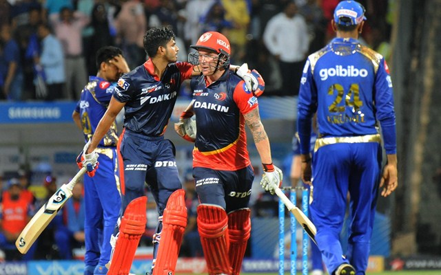 Jason Roy and Shreyas Iyer