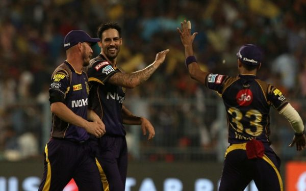 KKR players