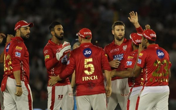Finch, Tye back Gayle in Kings' IPL win