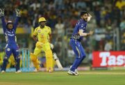 Mayank Markande of the Mumbai Indians