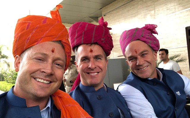 ICC World Cup 2019: Commentary squad revealed, India have three