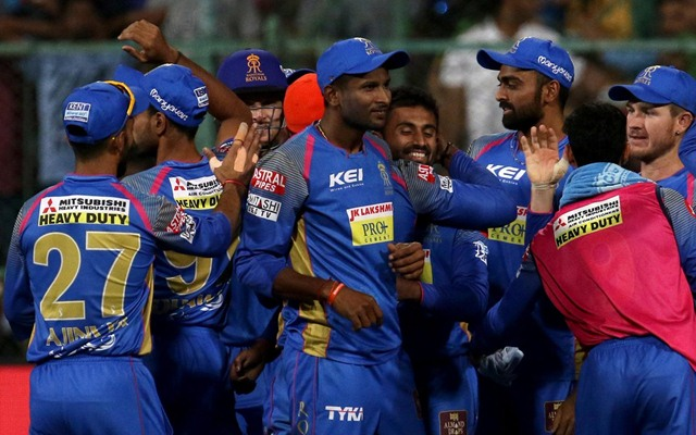 KKR and RR focusing eye for their third win