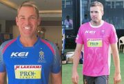 Rajasthan Royals new jersey