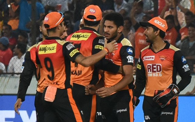 Hales, Sodhi debut as SRH bat in Jaipur