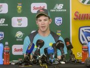 Captain Tim Paine