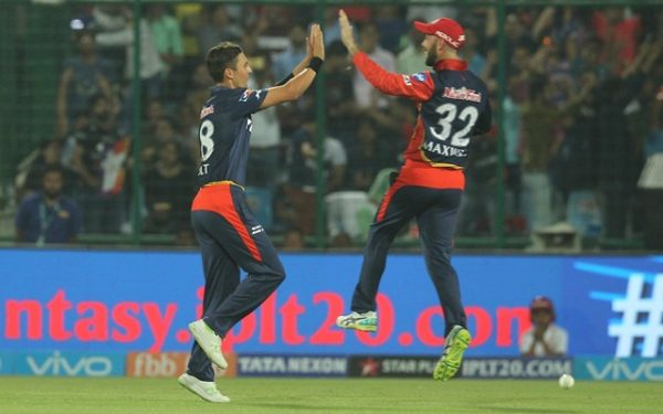 The duo joined in to take two identical catches. (IANS)