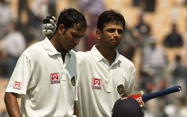 VVS Laxman and Rahul Dravid, Indian openers