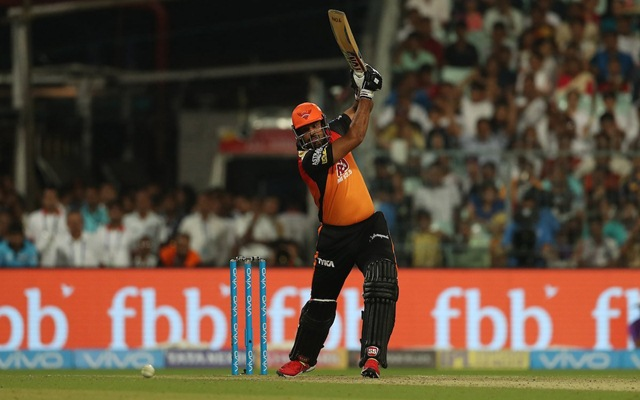 IPL 2018: SRH pacer Kaul reprimanded for Level 1 offence