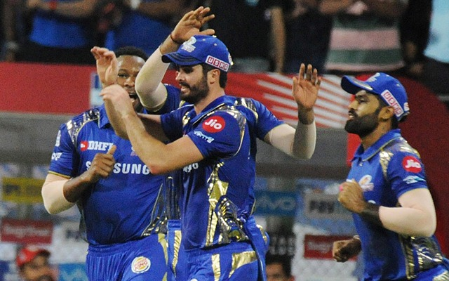 IPL 2018 : Bumrah helps Mumbai Indians to record a crucial win