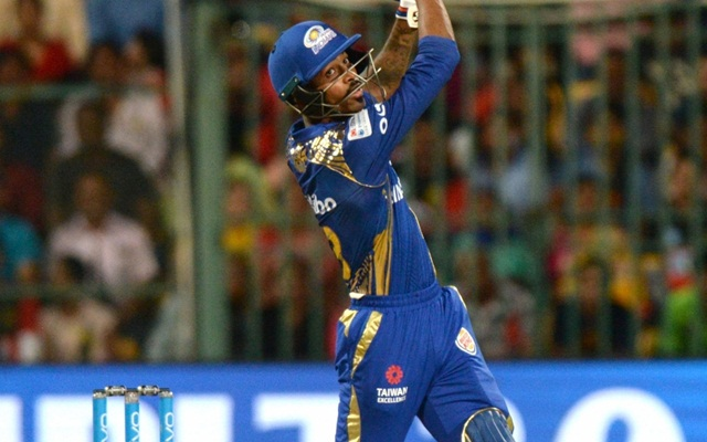 Hardik Pandya last year was most valuable player for Mumbai Indians