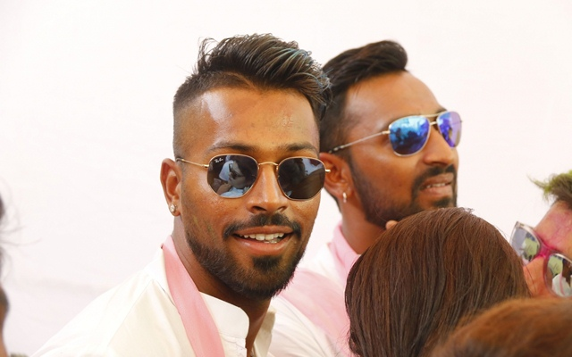 I Would Choke Slam And Rock Bottom Krunal Hardik Pandya Crictracker
