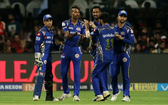 MI Vs KXIP : MI fights For Existence