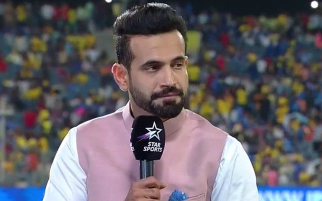 """Irfan Pathan says """"It never seemed that they will make it to the top 4"""" in IPL 2021"""