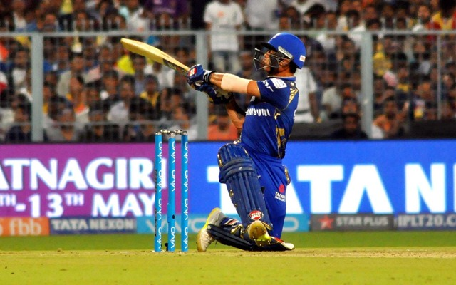 Cutting's Mumbai beat Kolkata in IPL