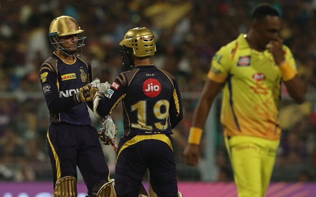 Kolkata rout Chennai by six wickets in IPL