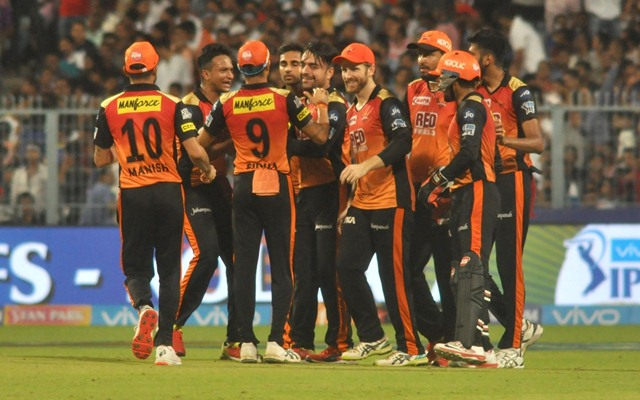 IPL 2019: Sunrisers Hyderabad Predicted XI